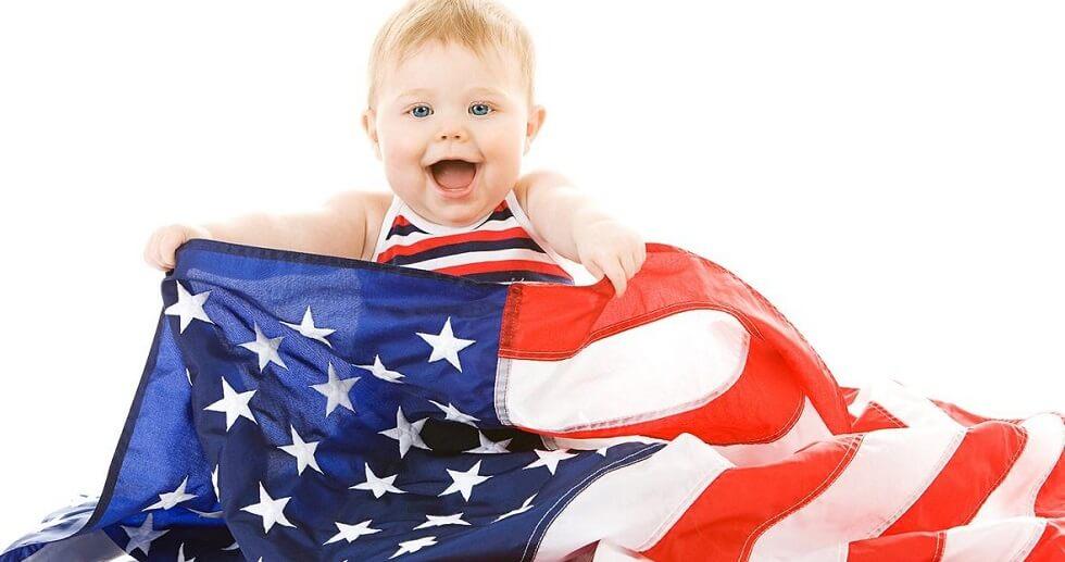 الولادة في امريكا بفيزا سياحية