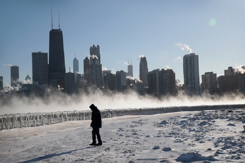 الحياة في شيكاغو