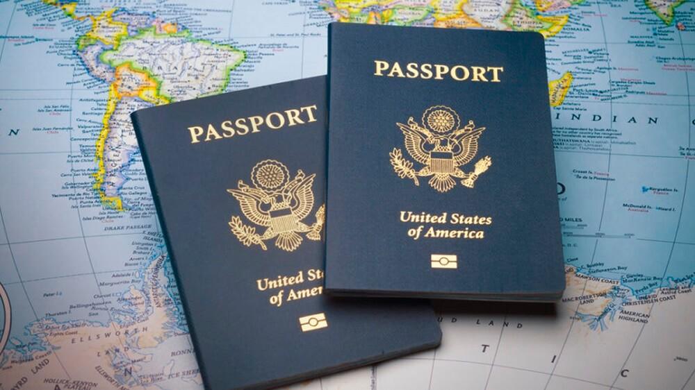 الدول التي يدخلها الجواز الامريكي