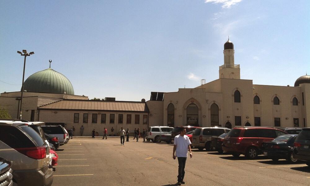مسجد هارلم شيكاغو