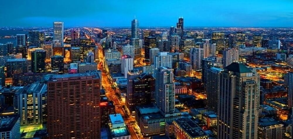 معلومات عن شيكاغو