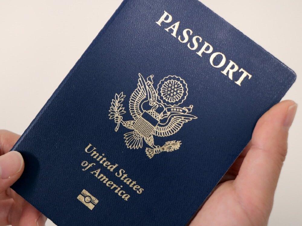 جواز السفر الأمريكي