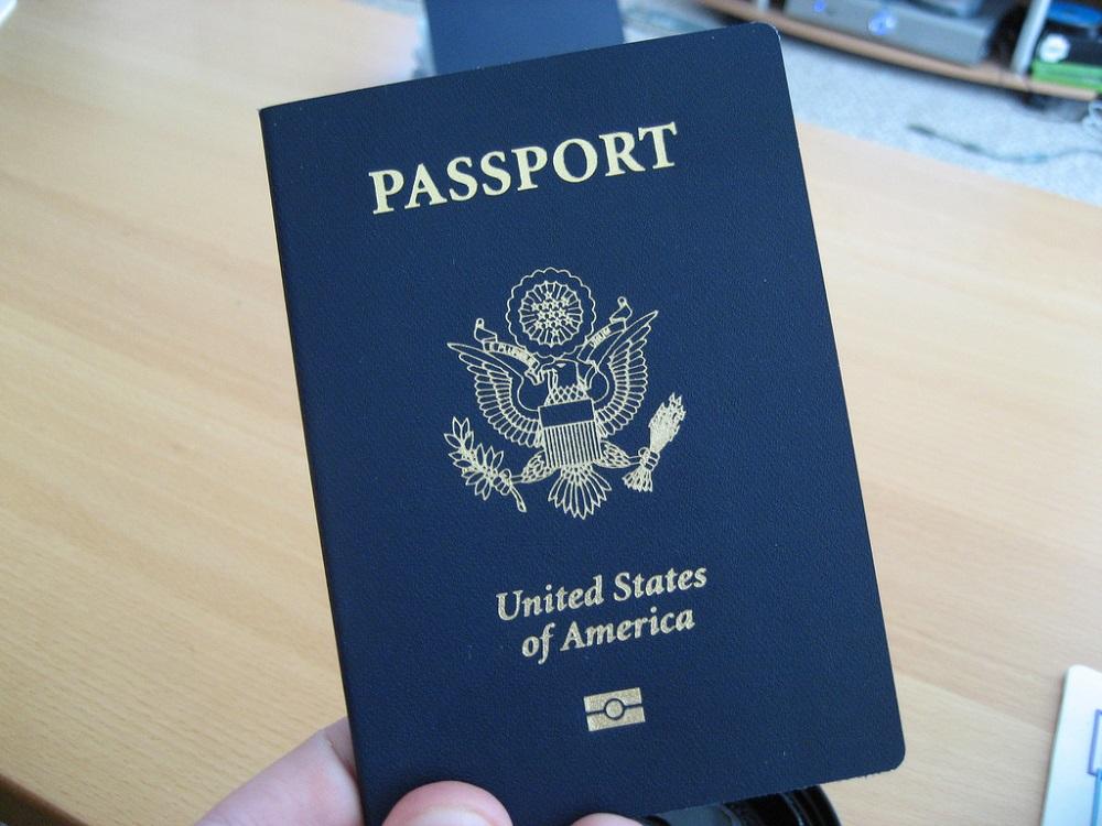 إجراءات استخراج الجواز الأمريكي