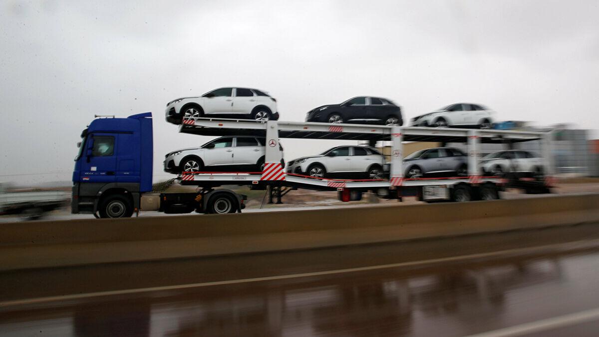 أكثر 10 سيارات مبيعا في أمريكا